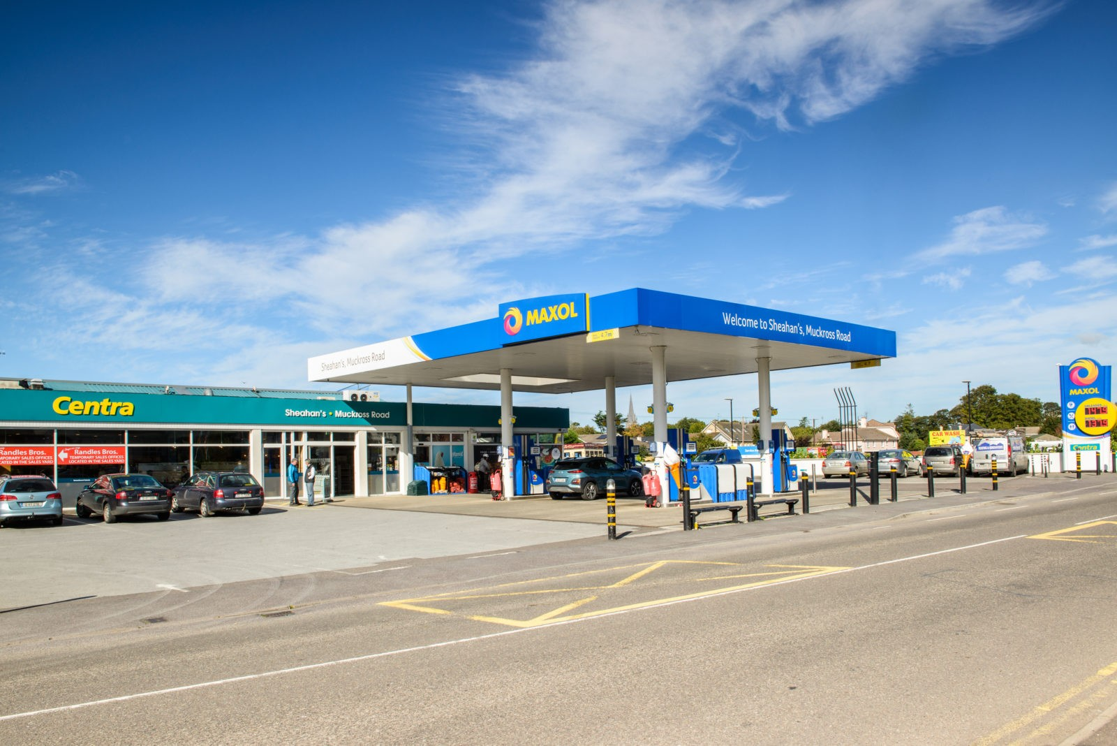 Sheahans Centra Extension