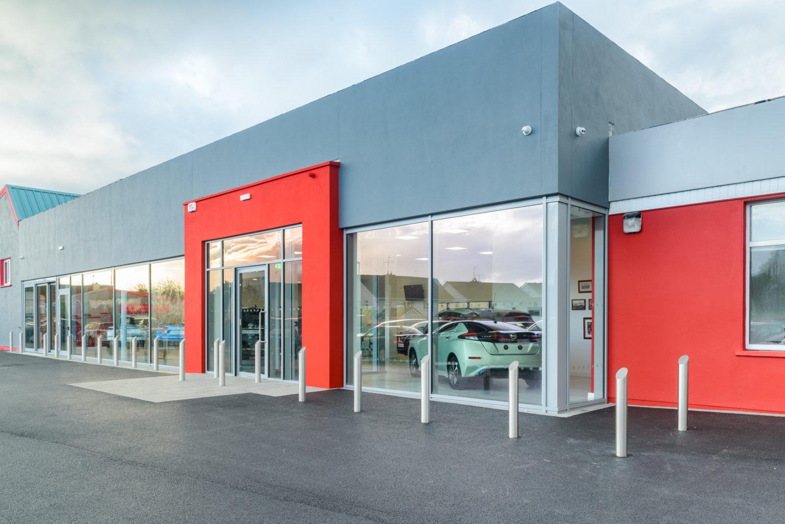 Randles Car Showrooms