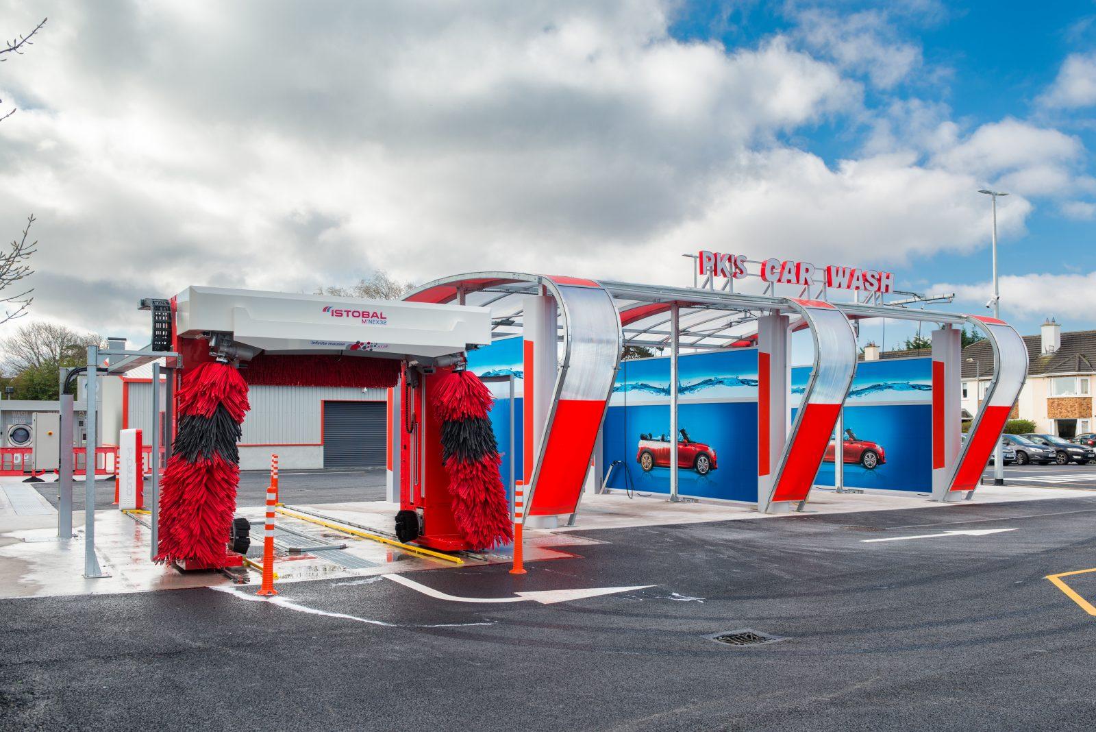 PK'S Car Wash Centre, Killorglin.